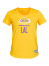 Los Angeles Lakers Women's Combine Lock Up T-Shirt