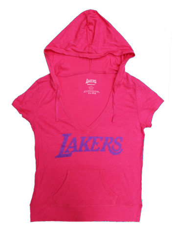 Los Angeles Lakers Women's Hoodie V-Neck