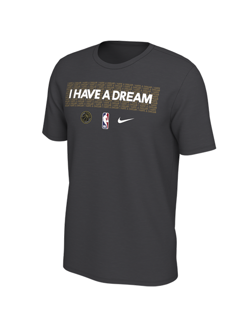 Los Angeles Lakers Dream Martin Luther King T-Shirt