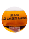 Los Angeles Lakers Road Authentic Shorts