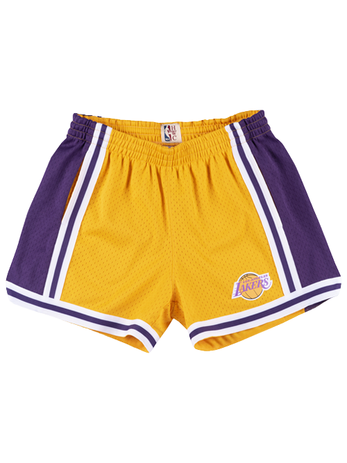 Los Angeles Lakers Women's Jump Shot Shorts