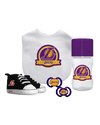 Los Angeles Lakers White Bunny Plush