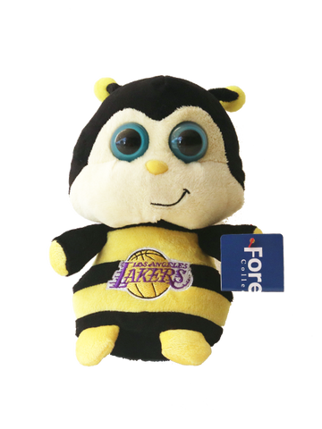 Los Angeles Lakers Big Eye Bee Plush