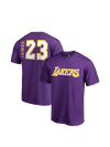 Los Angeles Lakers LeBron James Club Fleece Hoodie
