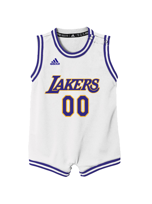 Los Angeles Lakers Infant Replica Alternate Onesie