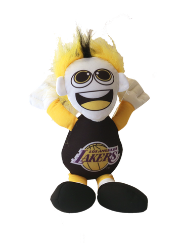 Los Angeles Lakers Crazy Fan Plush Doll