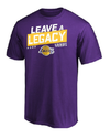17x Trophy Los Angeles Lakers Tee