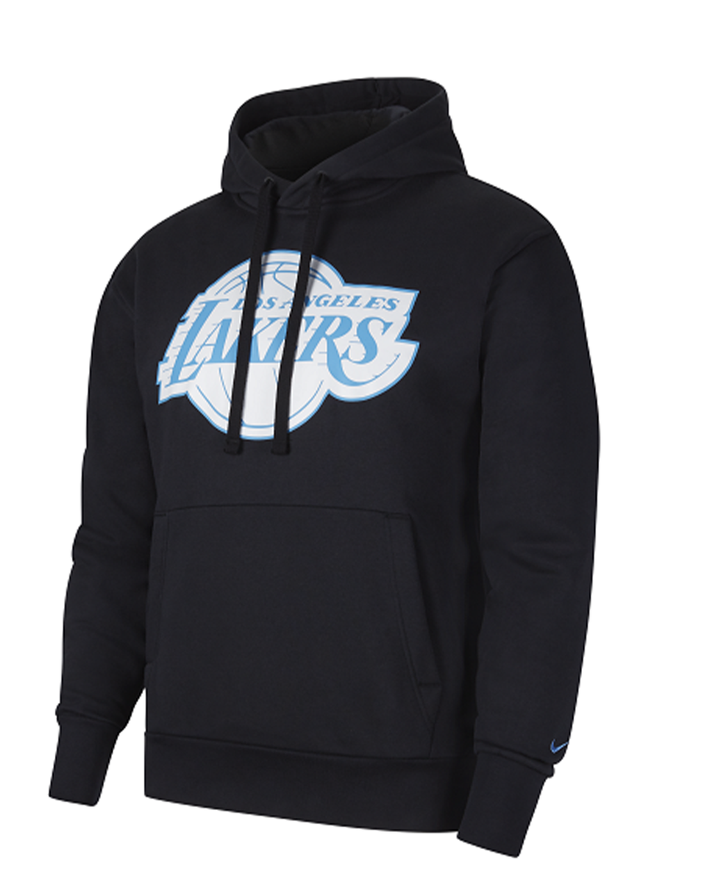Los Angeles Lakers City Edition Logo Pullover