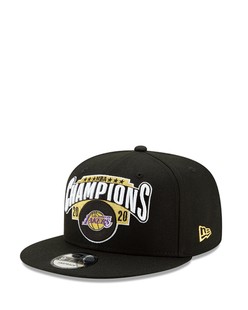 Los Angeles Lakers 2020 Nba Champions Locker Room 9fifty Snapback Cap Lakers Store
