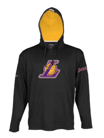 Los Angeles Lakers Rib Mini Mesh Hoodie