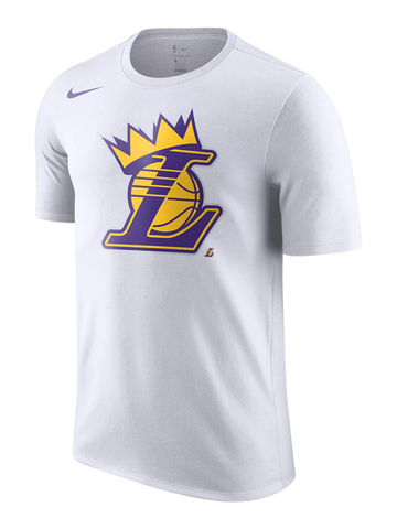 Los Angeles Lakers LeBron James 2018-19 Association Edition Swingman Jersey