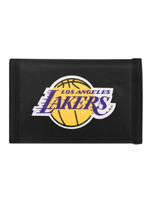Los Angeles Lakers Nylon Tri-fold Wallet