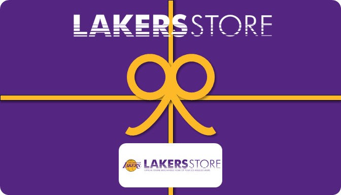 Lakers Store E-Gift Card