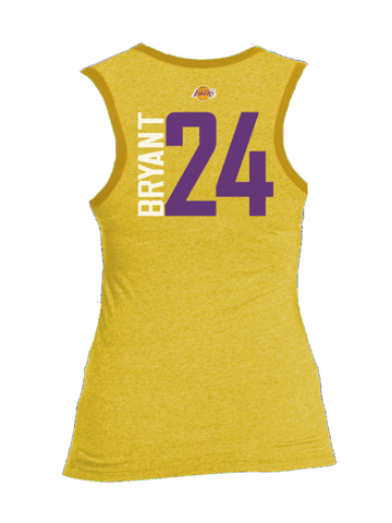 Los Angeles Lakers Women's Kobe Bryant Christmas Jersey