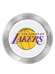 Los Angeles Lakers Tissot Quickster Quartz Watch