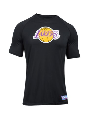 Los Angeles Lakers Primary Logo Tech T-Shirt