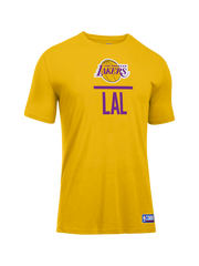 Los Angeles Lakers Combine Lockup T-Shirt