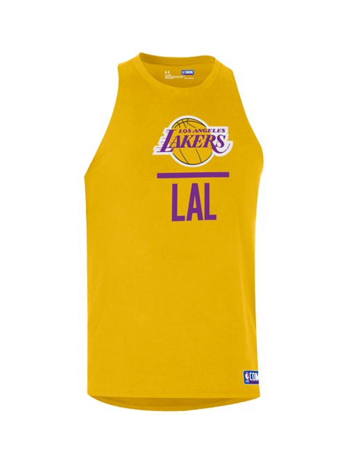 70aa637d3 Los Angeles Lakers Combine Lock Up Tank