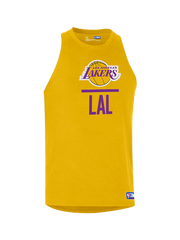 Los Angeles Lakers Combine Lock Up Tank