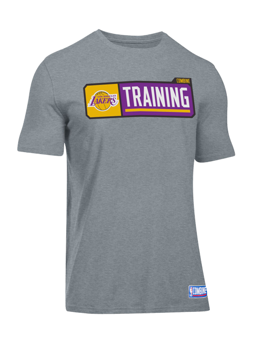 Los Angeles Lakers Combine Pill T-Shirt