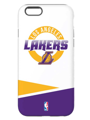 Los Angeles Lakers Split Pro Phone Case