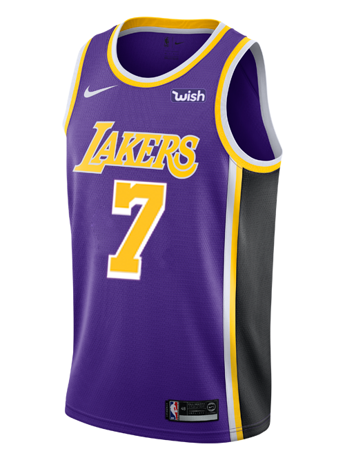 Los Angeles Lakers Javale McGee 2018-19 Statement Edition Swingman Jersey