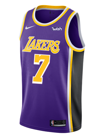 Los Angeles Lakers Lonzo Ball Statement Edition Player T-Shirt