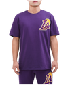 Los Angeles Lakers 2020 NBA Champions Locker Room Long Sleeve T-Shirt