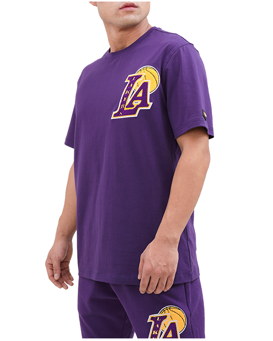 Los Angeles Lakers Blended Logo T-Shirt
