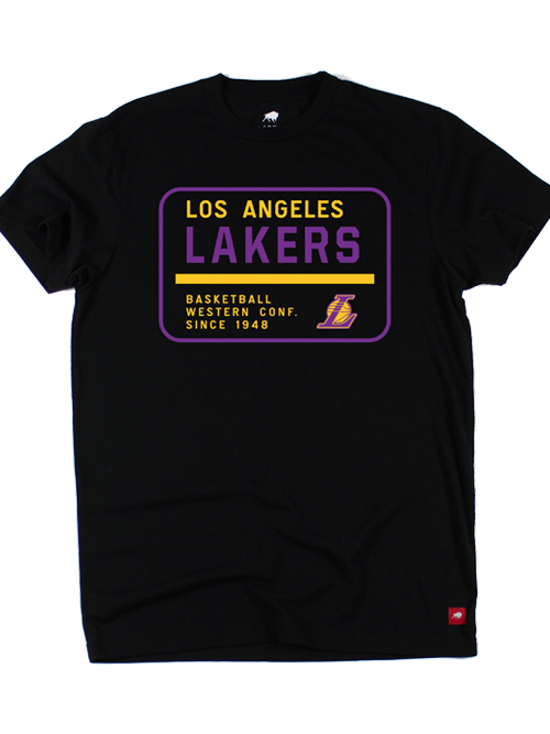 20707be6f Los Angeles Lakers Barwin Bowie T-Shirt
