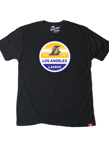 Los Angeles Lakers Fieldhouse Basic T-Shirt