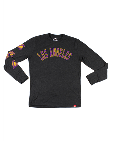 Los Angeles Lakers Barwin Bowie T-Shirt