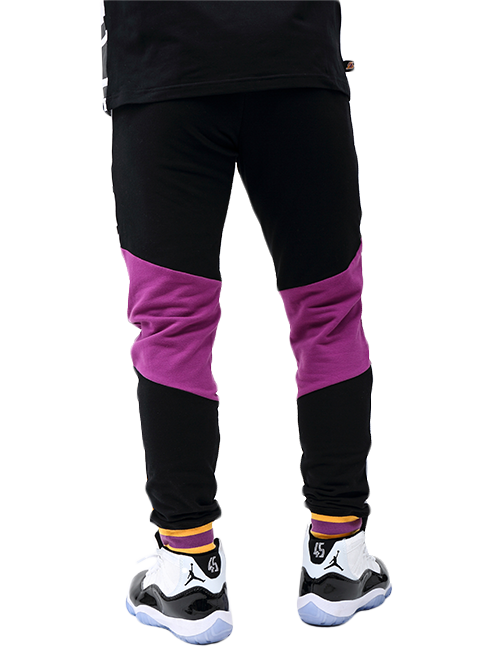 Los Angeles Lakers Mash Up Joggers