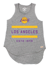 Los Angeles Lakers Women's Truman Janie Sleeveless T-Shirt