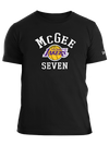 Los Angeles Lakers DeMarcus Cousins Gloss Military T-Shirt