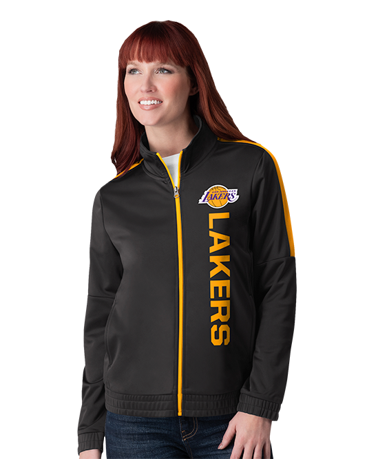 Los Angeles Lakers Women's Track Jacket