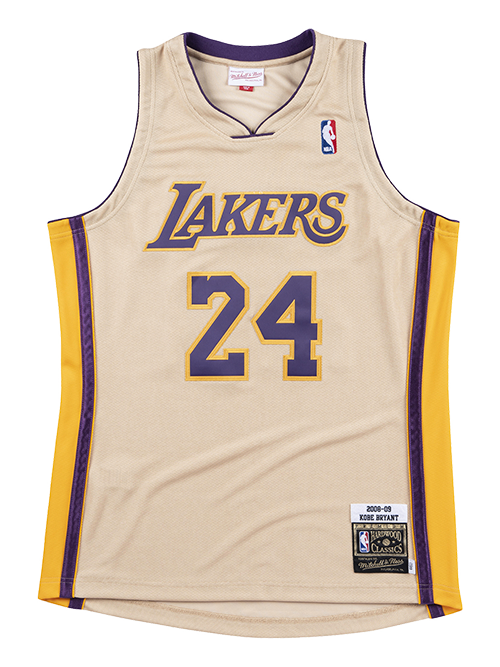 Kobe Bryant 2008-09 Authentic Los Angeles Lakers Jersey – Lakers Store