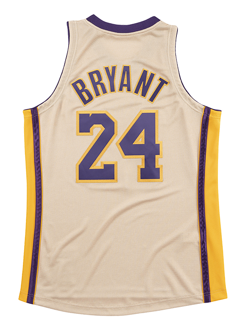 official photos 05277 f9d0b Los Angeles Lakers Kobe Bryant 2008-09 Authentic Jersey