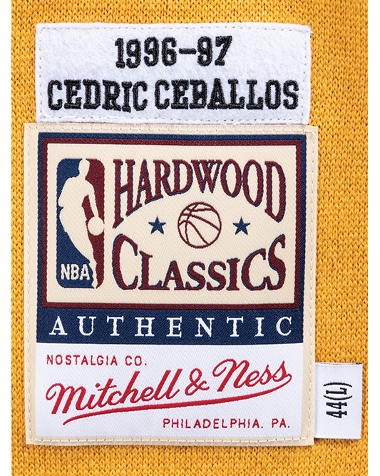 Los Angeles Lakers Ceballos Merino Knit Jersey