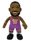 "Los Angeles Lakers LeBron James Icon Edition Uniform 10"" Plush Figure"
