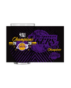 Los Angeles Lakers 2020 NBA Champions Ready To Play Roster T-Shirt