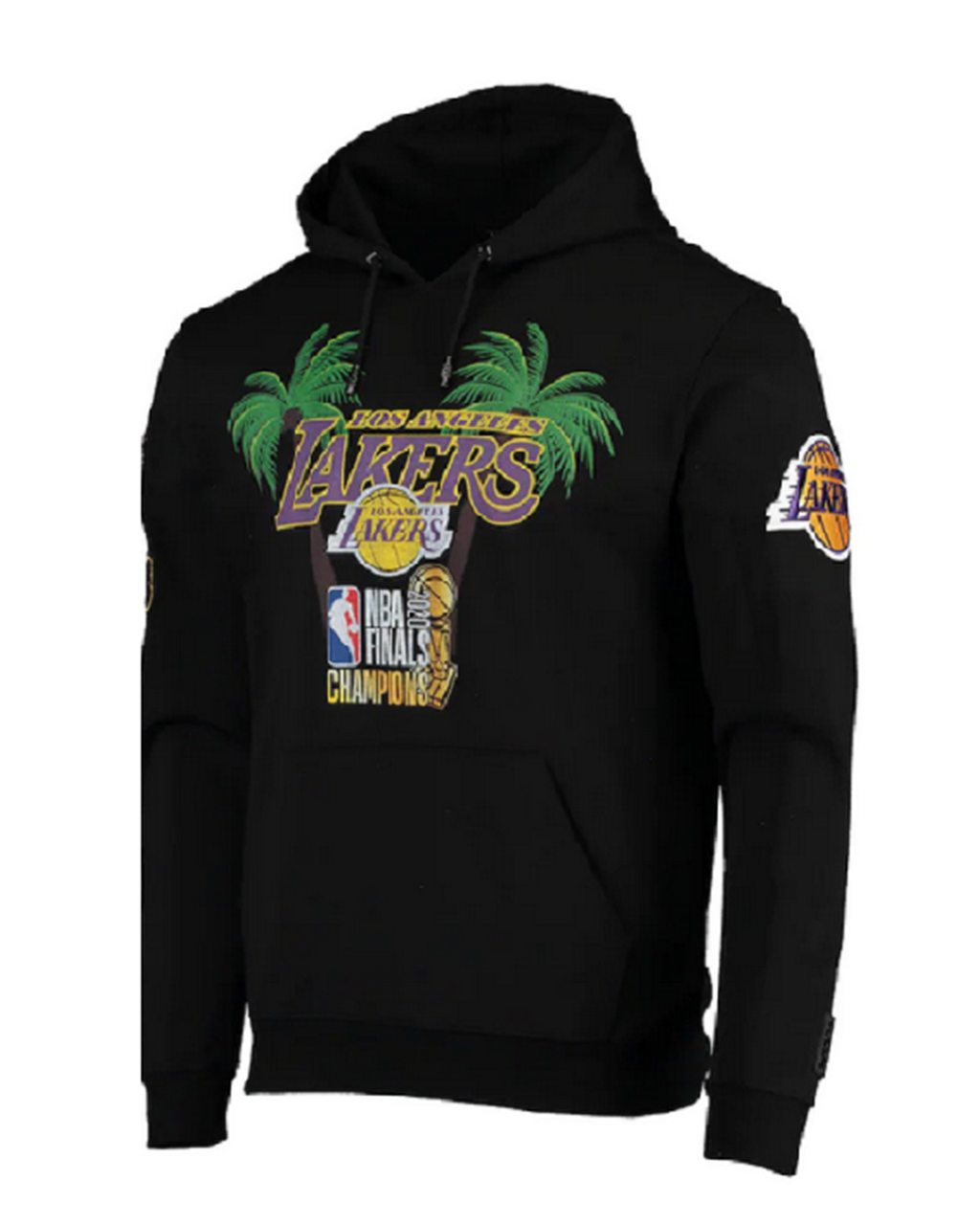 Lakers Final Champs Palm Hoodie