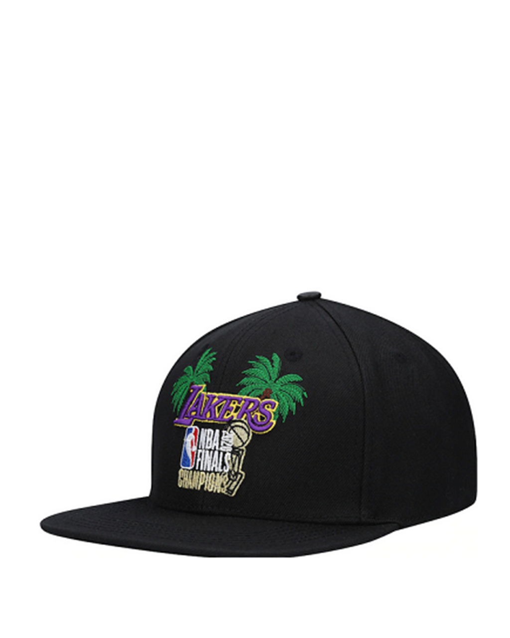 Lakers Final Champs Palm Snapback