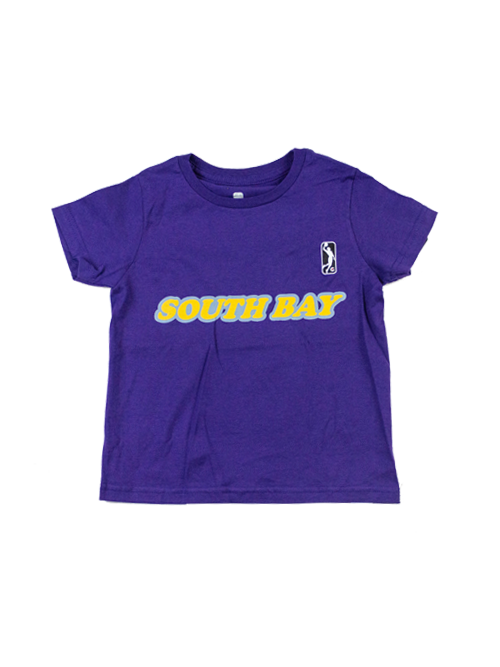 South Bay Lakers Toddler Replica Tee