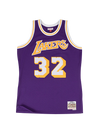 Los Angeles Lakers Johnson 84 Swingman Jersey - Purple