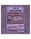 Los Angeles Lakers Magic Johnson Washed Out Swingman Jersey