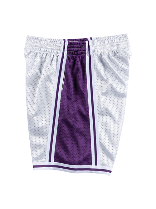 Los Angeles Lakers Platinum Swingman Shorts