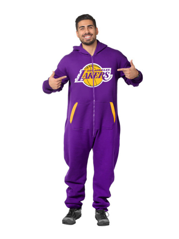 Los Angeles Lakers Team Logo Sport Suit