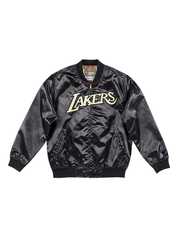Los Angeles Lakers Gold Toile Mesh T-Shirt
