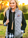 Los Angeles Lakers Women's Mach 38 Full Zip Jacket